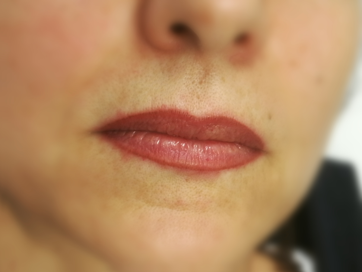Micropigmentazione labbra